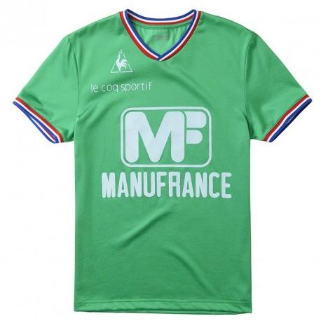 Maillot AS Saint-Etienne Manufrance Le Coq Sportif