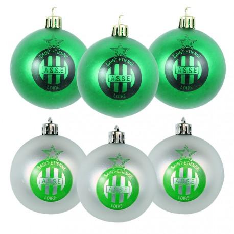 Boules de Noël ASSE