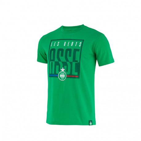 Tee Shirt ASSE FAN Enfant 19/20