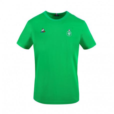 Tee-Shirt Présentation vert ASSE Le coq Sportif 2020 - 2021