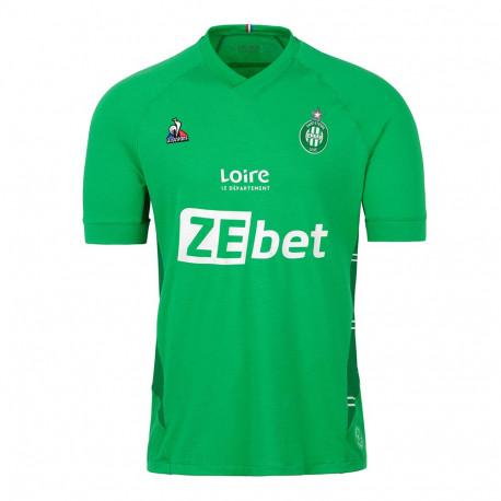 MAILLOT ASSE HOME Junior VERT Le Coq Sportif 2021/2022