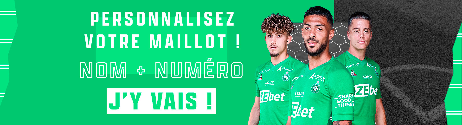 Flocage Maillot 2021-2022